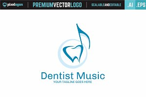 Dentist Music Logo