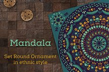 7 Ornament in ethnic style
