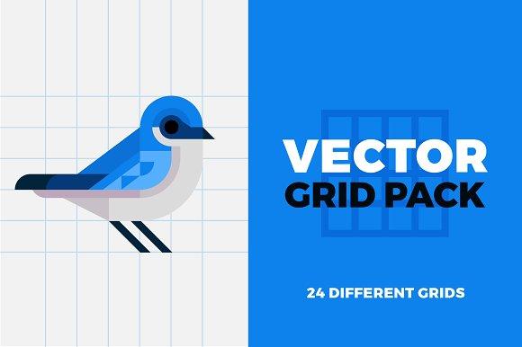 Vector Grid Pack