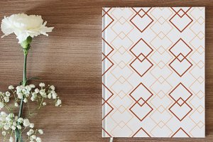 Squares Seamless Pattern Pack