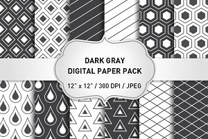 Geometric Digital Paper