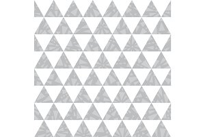 Vector silver grey triangle textured seamless repeat pattern background. Perfect for modern fabric, wallpaper, wrapping, stationery, home decor projects.