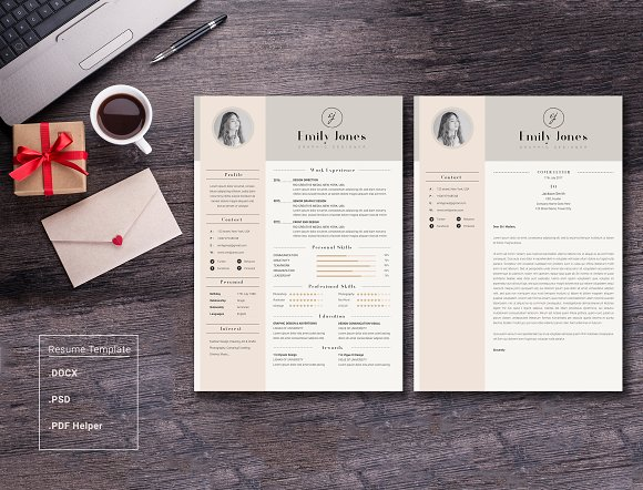 rusume cv cover letter template c resume templates creative