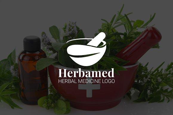 Herbamed Herbal Medicine Logo