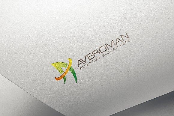Averoman Letter A Logo