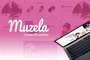 Muzella - Creative Presentation
