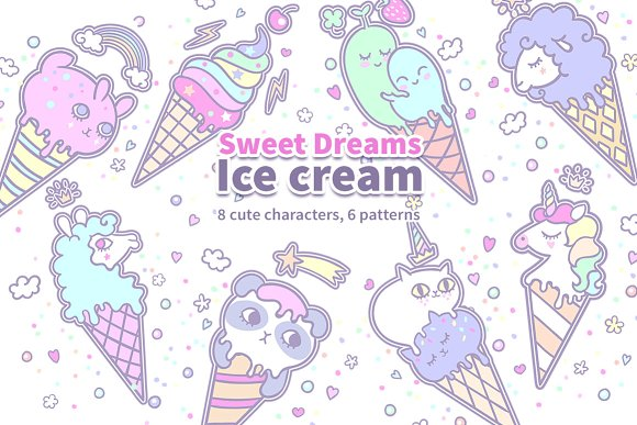 Sweet Dreams Ice Cream