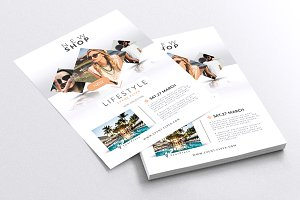 "Fashion Event Flyer - Template ""v1"""