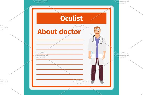 Medical Notes About Oculist