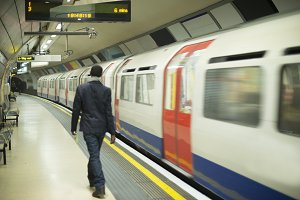 Underground in London