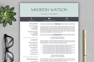 Resume | CV + Cover Letter