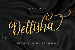 Dellisha Script | 50% OFF