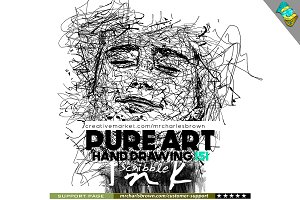 Pure Art Hand Drawing 151