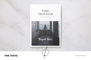 Time Traveler Magazine
