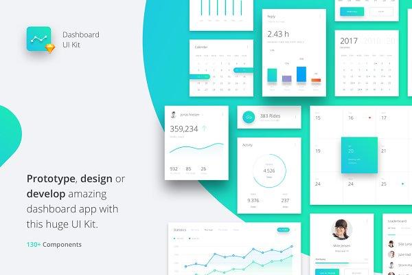 Datta - Dashboard UI Kit