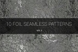 Foil Seamless Patterns (v 5)