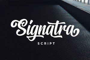 Signatra Script