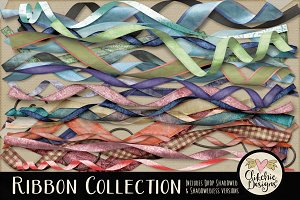Curled Ribbon Collection