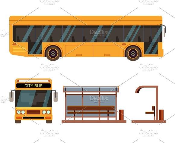 Public Transport Infographics