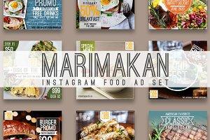 Marimakan - Food Instagram Ads