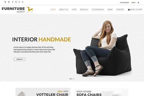 Shop Responsive WooCommerce Theme