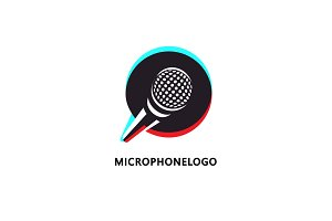 logo design for music or broadcasting related business.