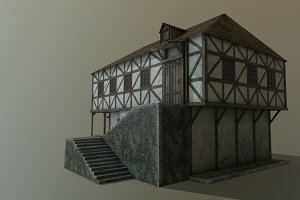Medieval house C