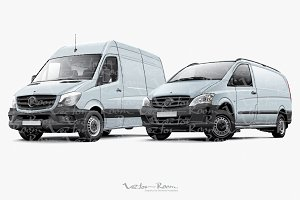 Full-size Van and Light Van