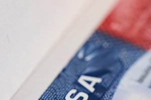 united state of america visa