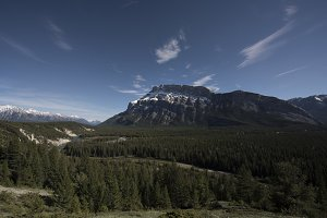 Tunnel Mountain, Banff National Park