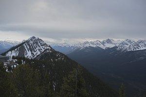Sulphur Mountain, Banff, Alberta