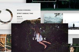 Spark 01 Keynote Template