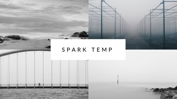 Spark 01 Keynote Template in Keynote Templates - product preview 4