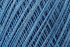 Yarn close up