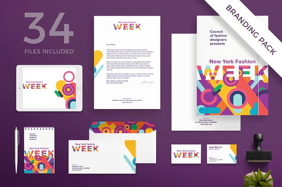 Branding Pack Fashion Week
