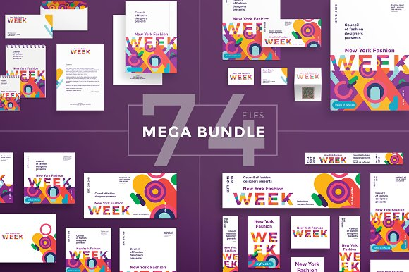 Mega Bundle Fashion Week