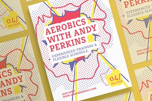 Posters | Aerobics