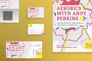 Print Pack | Aerobics