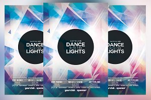 Dance with the Lights Flyer