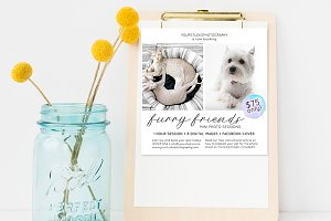 Photography Pet Marketing Board