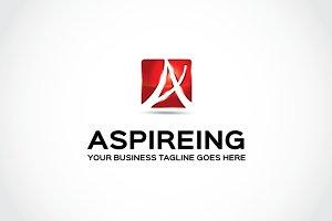 Aspireing Logo Template