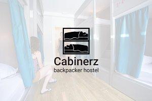 Cabinerz : Backpacker Hostel Logo