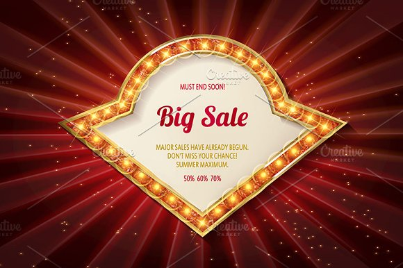 Big Sale 3 Posters