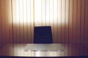 Boss' Desk