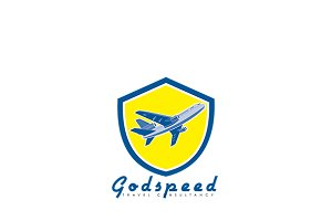 Godspeed Travel Consultancy Logo