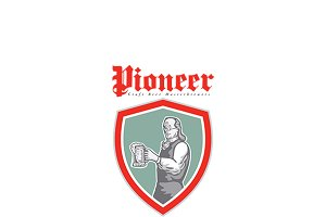 Pioneer Craft Beers Logo