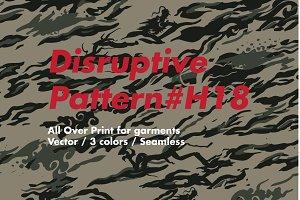Disruptive Pattern #H18 DragonCamo