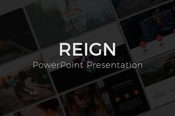 Reign PowerPoint Template