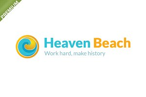 Heaven Beach Logo