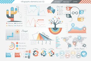 Infographic Elements (v12)